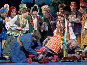 'The Tsarina's Slippers' at Covent Garden