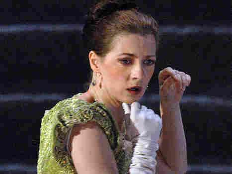 """Patricia Ciofi stars in Verdi's """"La Traviata."""""""