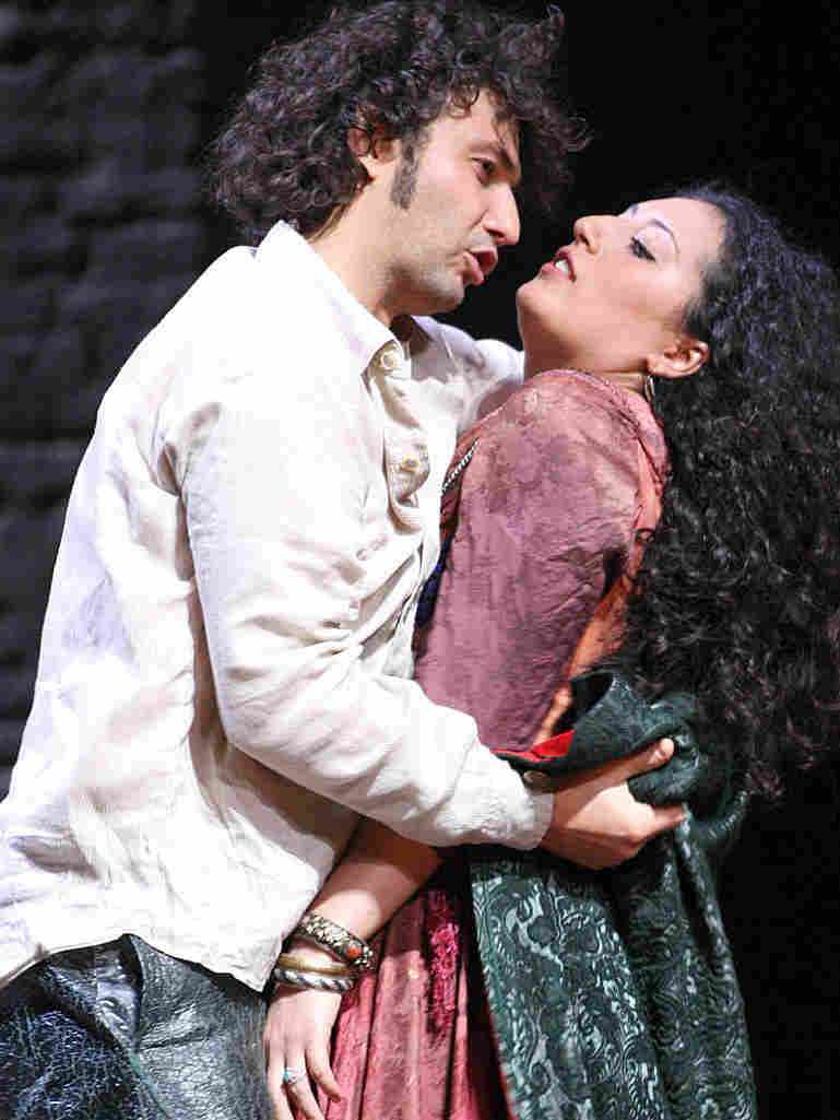 Jonas Kauffman and Anita Rachvelishvili in Bizet's Carmen