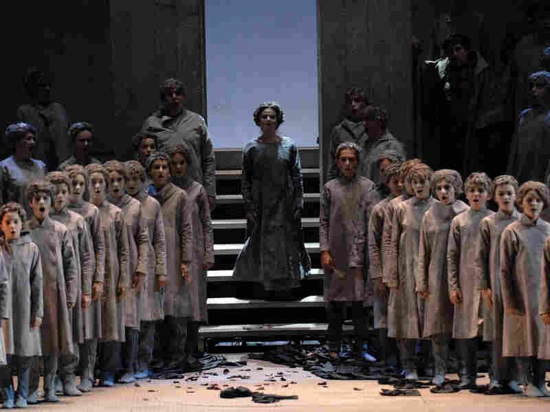 Bucharest National Opera's 'Oedipe'