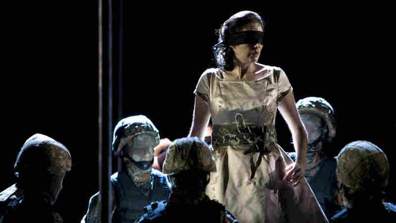 """Veronique Gens stars in Gluck's """"Iphegenia in Aulis"""""""