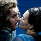 "John Osborn and Olga Peretyatko star in Rossini's ""Otello."""