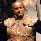 Franco Farina stars as the troubled governor in Verdi's Shakespearean-inspired 'Otello.'
