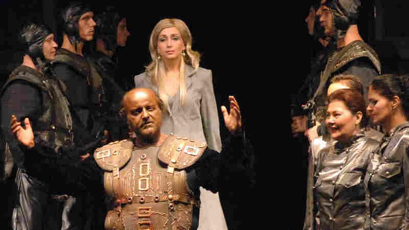 Verdi's 'Otello': A Shakespearean Inspiration