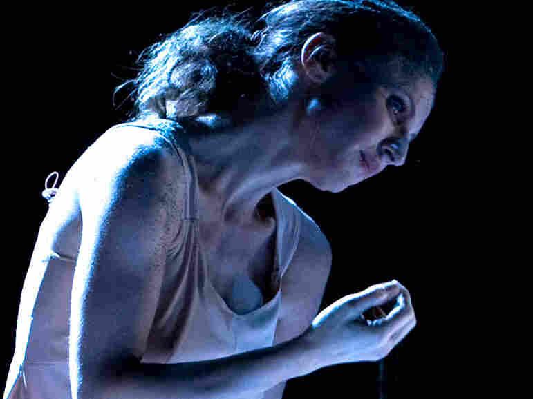 "Nadja Michael stars in Gluck's ""Iphigenie en Tauride."""