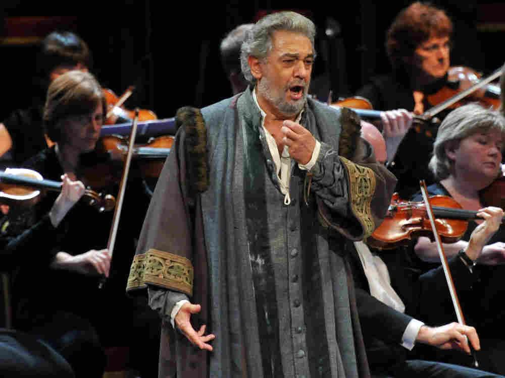 Placido Domingo sing the title role in Verdi's 'Simon Boccanegra' at the BBC Proms, July 18th.