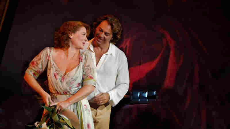 A Shocker In Real Time: Puccini's 'Tosca'