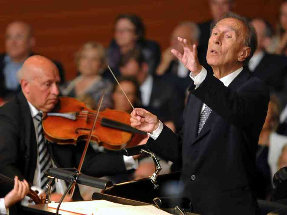 Claudio Abbado conducts Fidelio