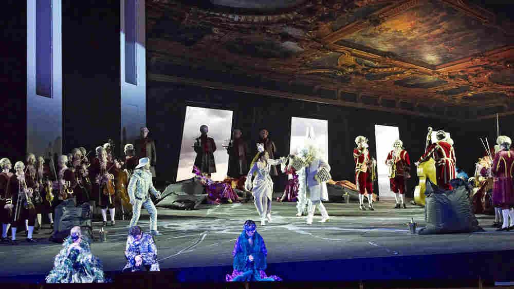 Don Giovanni set