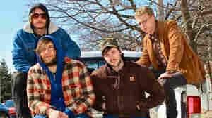 Deer Tick At The 2009 Philadelphia Folk Festival