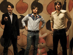 The Avett Brothers; courtesy of the artist