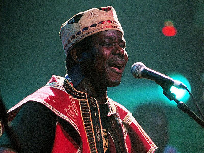 King Sunny Ade: Nigerian Superstar : World Cafe : NPR