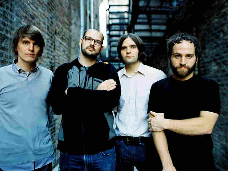 Death Cab for Cutie; courtesy of the artist