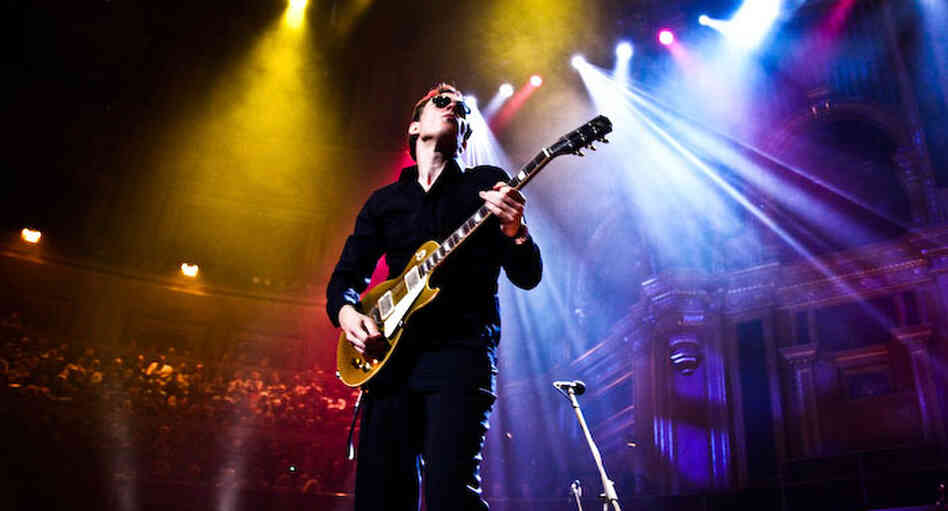 Joe Bonamassa; Courtesy of the artist