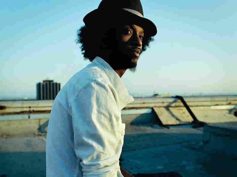 K'naan; courtesy of the artist