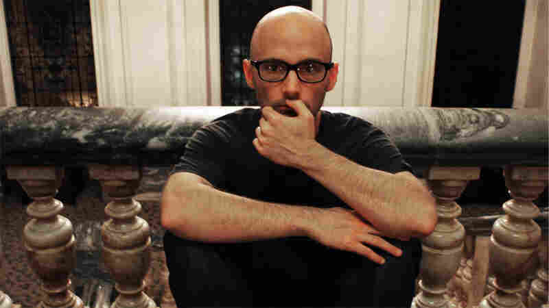 A Moby World Premiere: 'One Time We Lived'