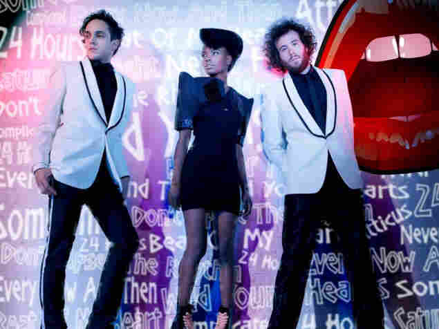 The Noisettes; courtesy of the artist