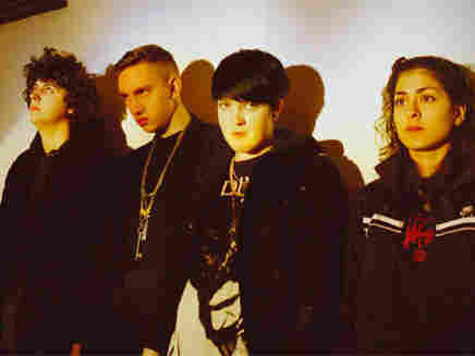 The xx; courtesy of the artist