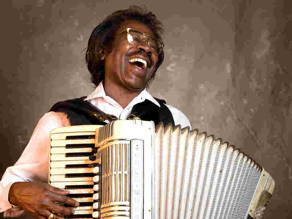 Buckwheat Zydeco; courtesy of the artist