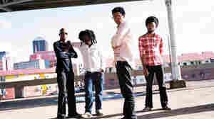 BLK JKS: The Avant Garde In Africa