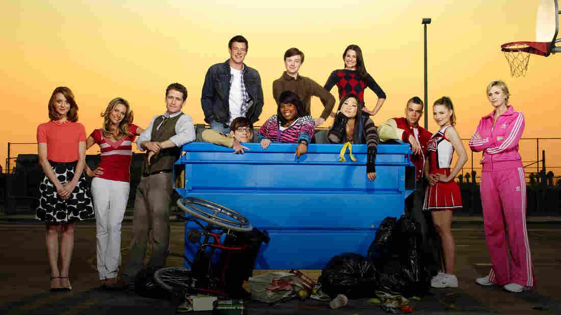 Glee; courtesy of Fox Broadcasting Company