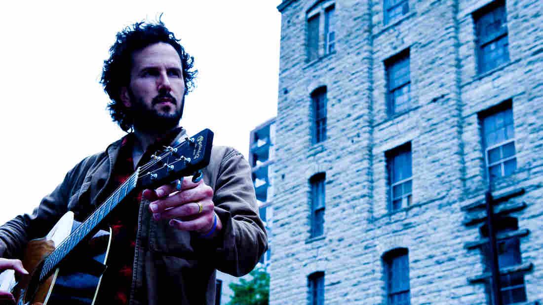 Mason Jennings; courtesy of the artist
