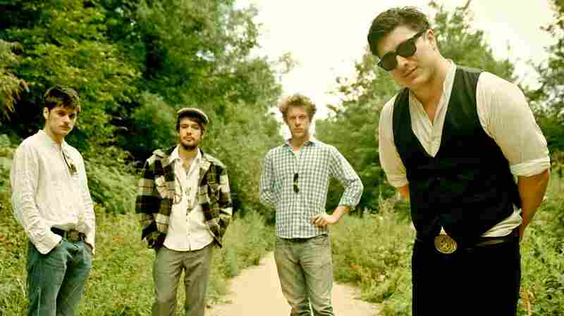 Mumford And Sons On World Cafe