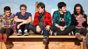 Surfer Blood: A Reverb-Soaked Day At The Beach