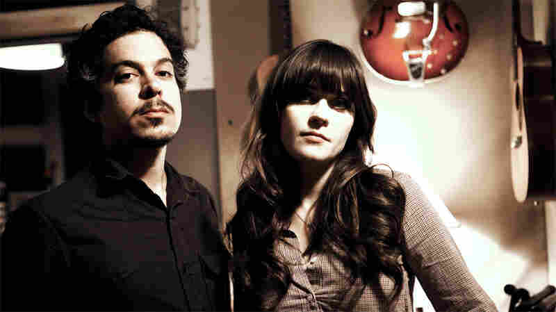 She And Him On World Cafe