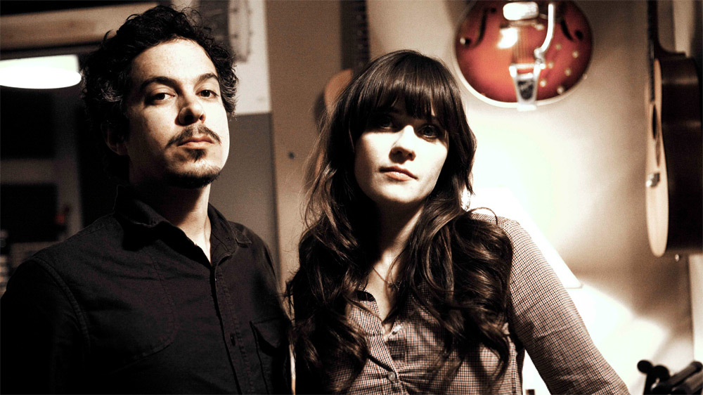 She And Him Christmas.She And Him On World Cafe World Cafe Npr