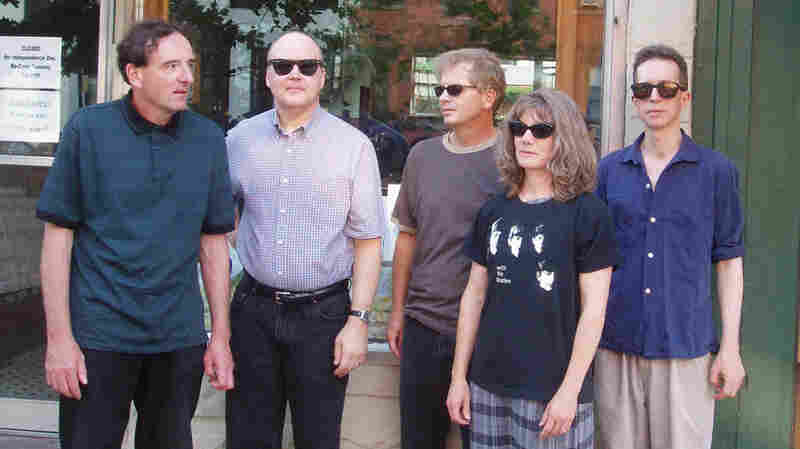 The Feelies On World Cafe