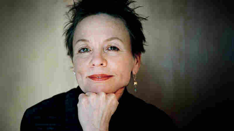 Laurie Anderson On World Cafe