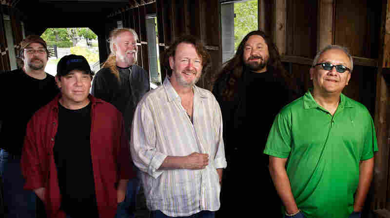 Widespread Panic On World Cafe