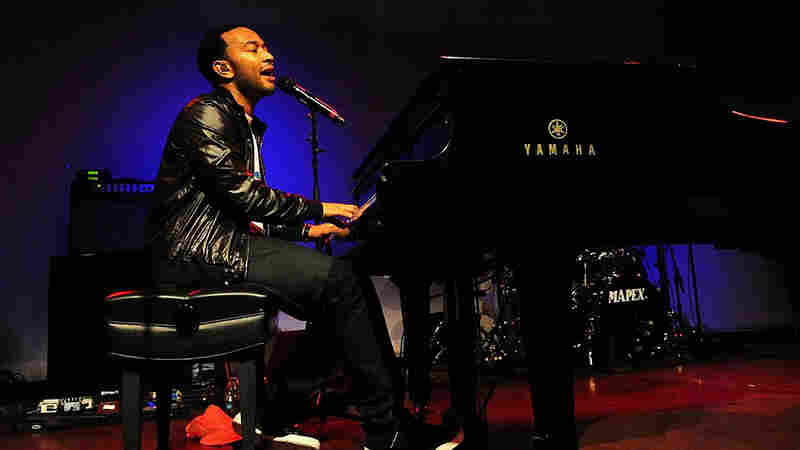 John Legend And The Roots On World Cafe