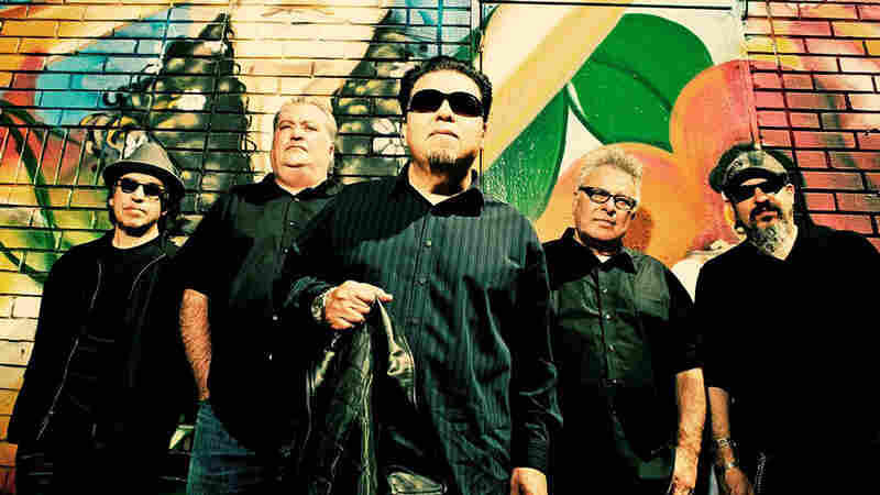 Los Lobos On World Cafe