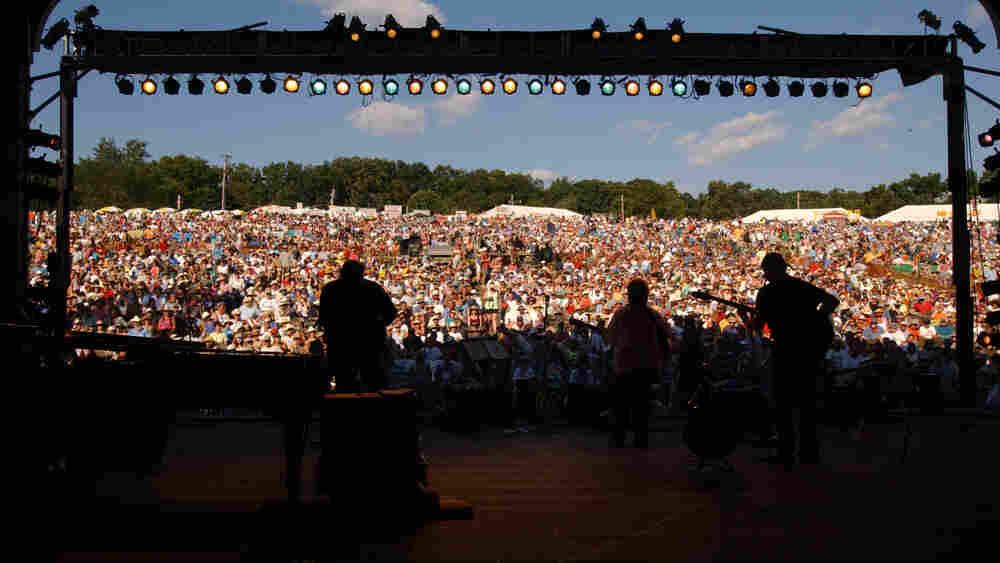 The Philadelphia Folk Festival