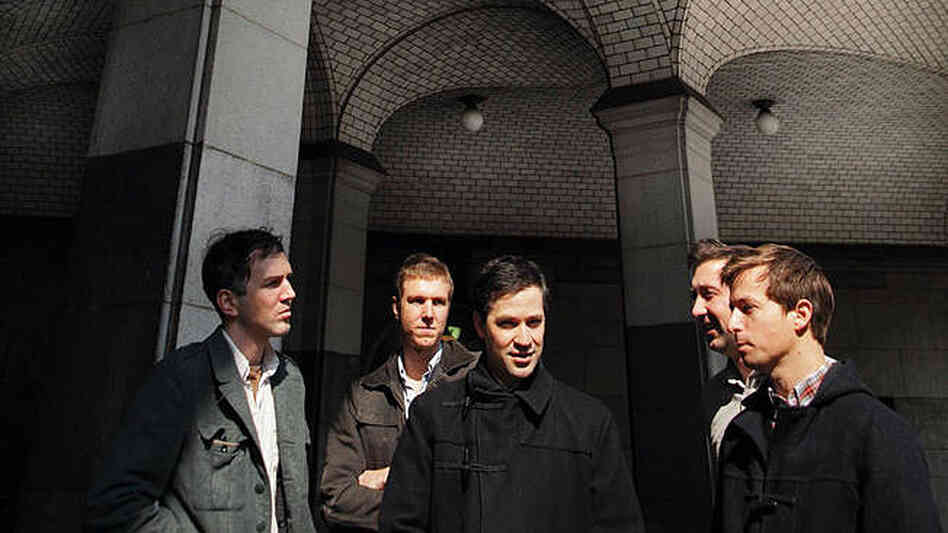 The Walkmen; credit: Billy Pavone