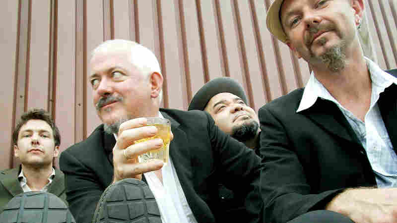 Jon Langford And Skull Orchard In Concert