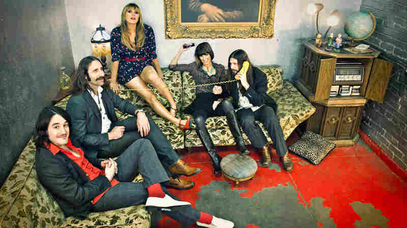 Grace Potter And The Nocturnals On World Cafe
