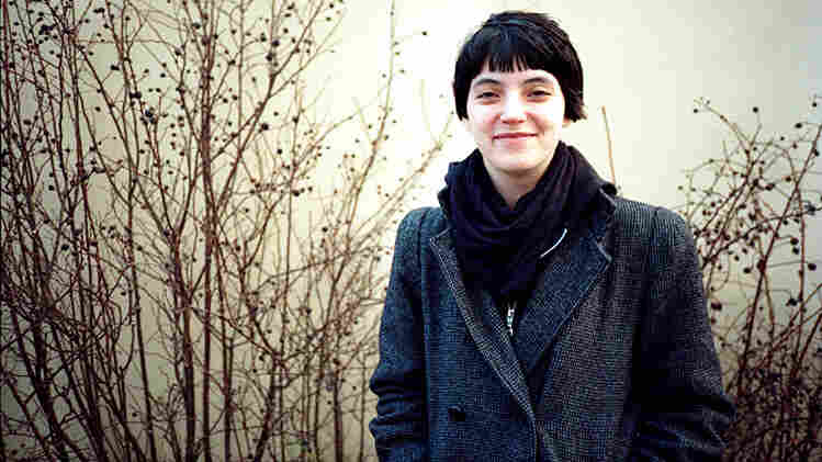 Sharon Van Etten On World Cafe