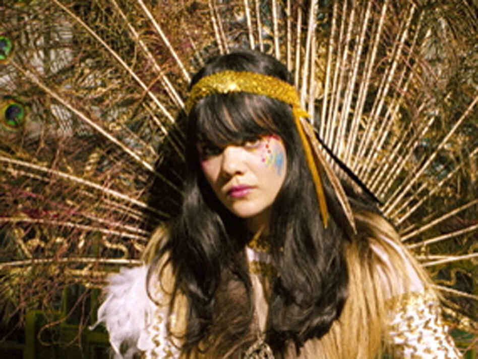 Bat for Lashes' Natasha Khan