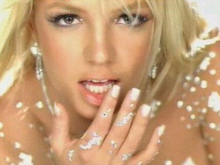 toxic Britney spears