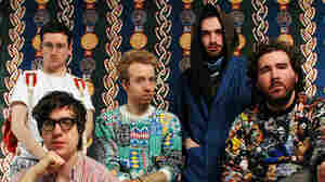 Hot Chip: Electro-Pop With A Throbbing Heart
