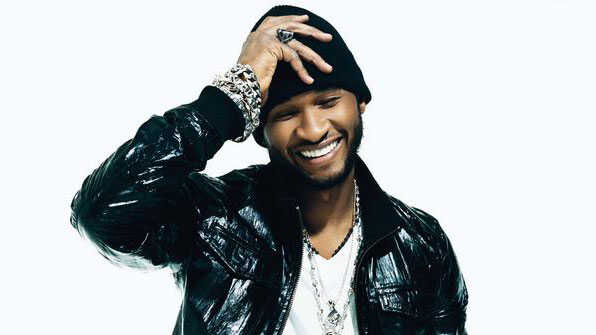 Usher: Painting By Numbers