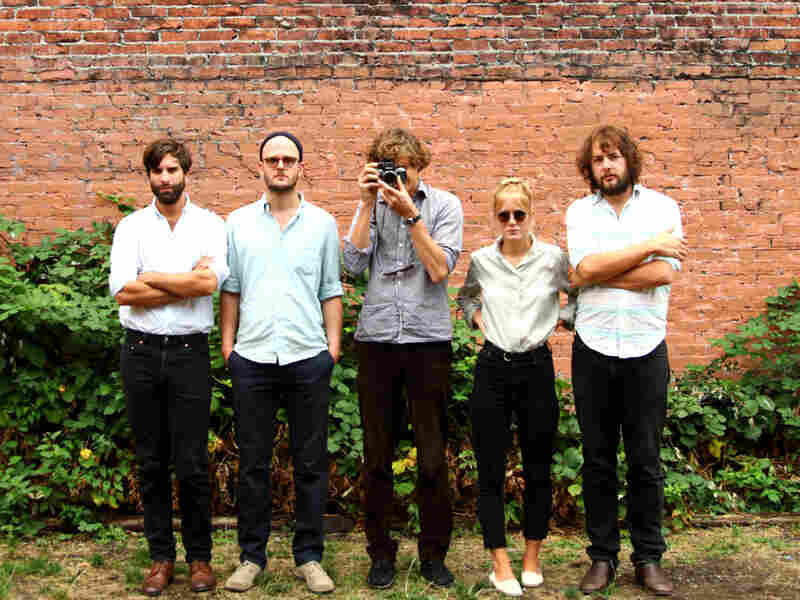 Shout Out Louds; credit: Christian Haag