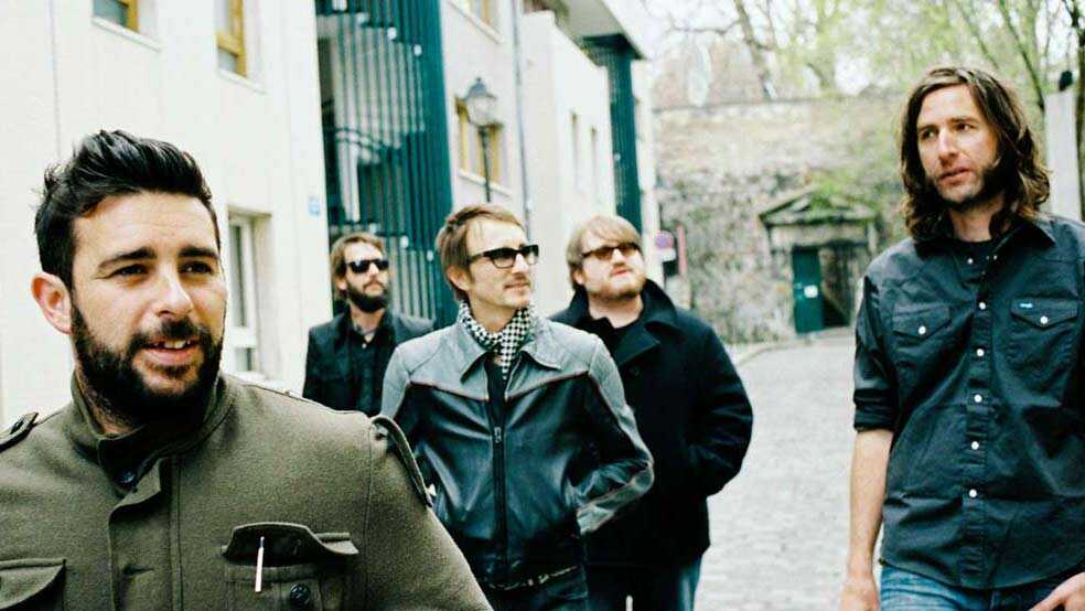 Band Of Horses: Ageless Love