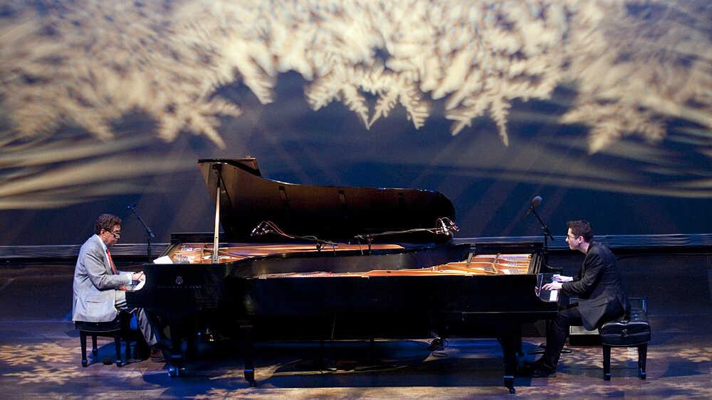 Twenty Years Of A Jazz Piano Christmas