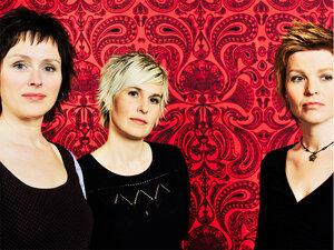 Trio Mediaeval; credit: Asa M. Mikkel