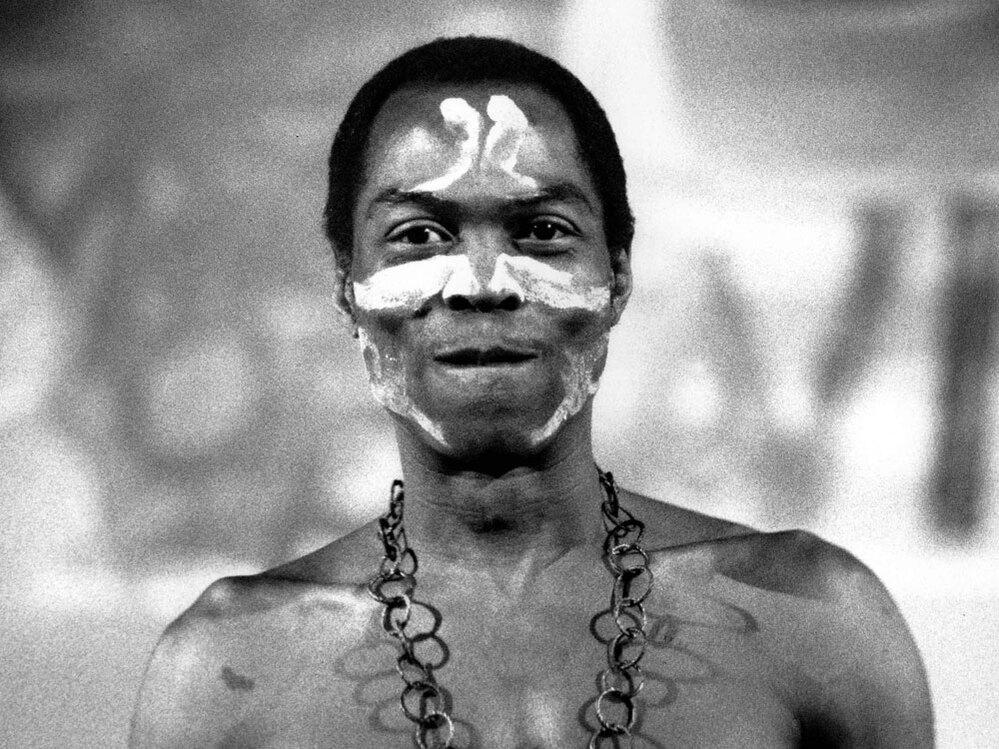 Fela Anikulapo Kuti Afrika 70 Ikoyi Blindness