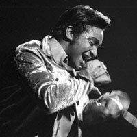 Jackie Wilson was a singer's singer — admired by everyone from Elvis Presley to Michael Jackson.